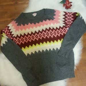 Mossimo Crewneck Sweater Size M